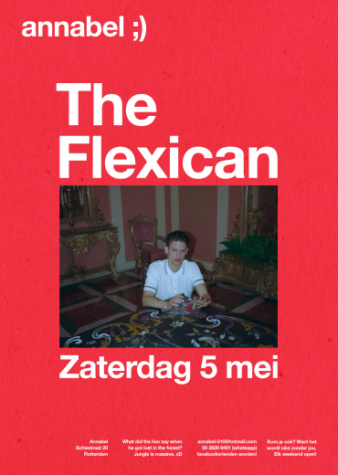 The Flexican in Annabel Bevrijdingsdag