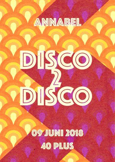 Disco 2 Disco in Annabel 40+ dansen