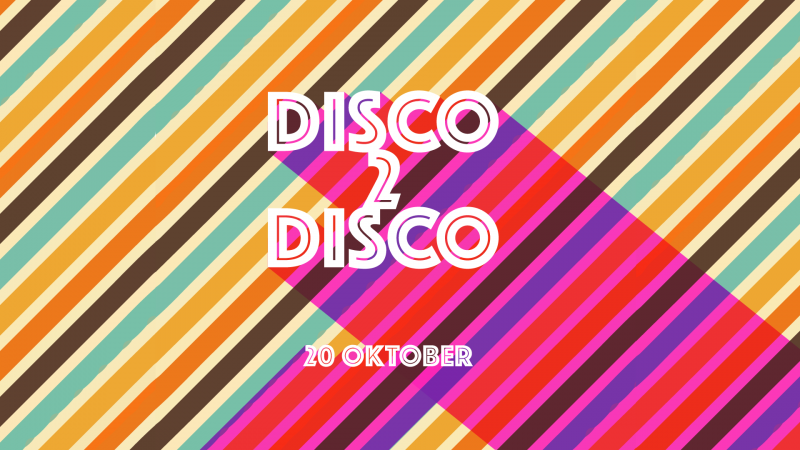 Disco 2 Disco Annabel Rotterdam 40+