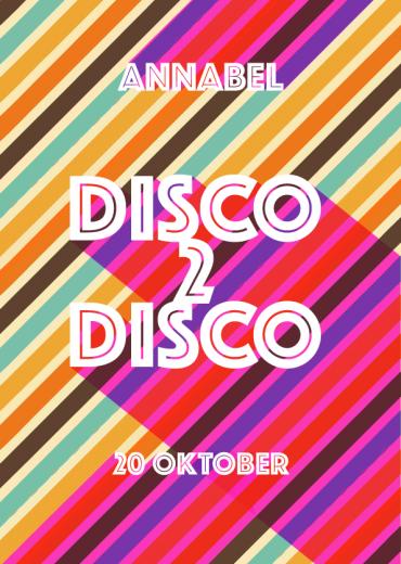 Disco 2 Disco Annabel Rotterdam discodansen 40+