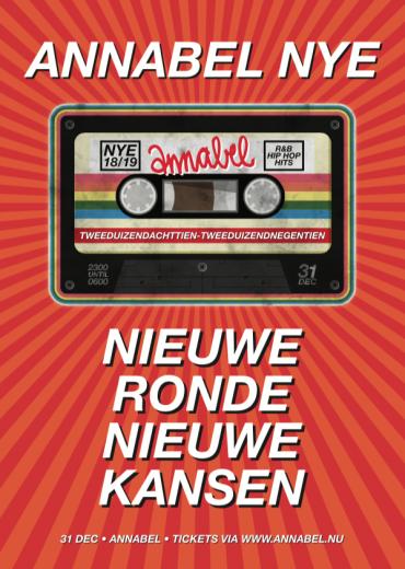 Oud en Nieuw Annabel Rotterdam