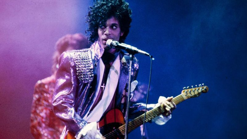 Prince Tribute in Annabel