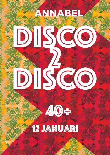 DIsco 2 Disco Rotterdam Annabel