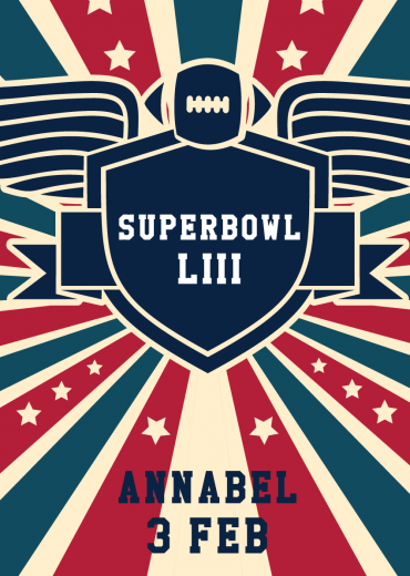 Super Bowl LIII Annabel