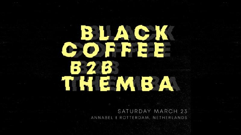 Black Coffee in Annabel Rotterdam