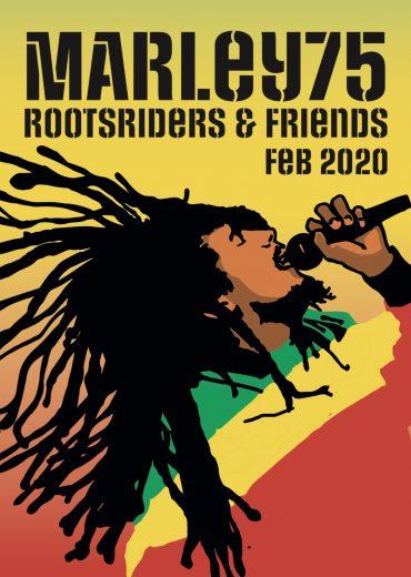 Bob Marley Tribute Rootsriders Annabel Rotterdam