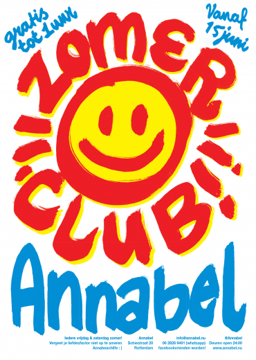 Annabel Rotterdam Zomerclub