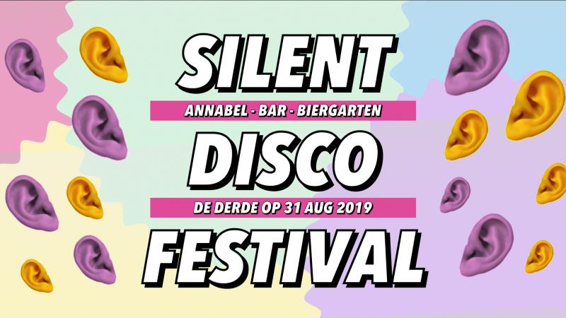 Silent Disco Festival Annabel Biergarten Rottedam