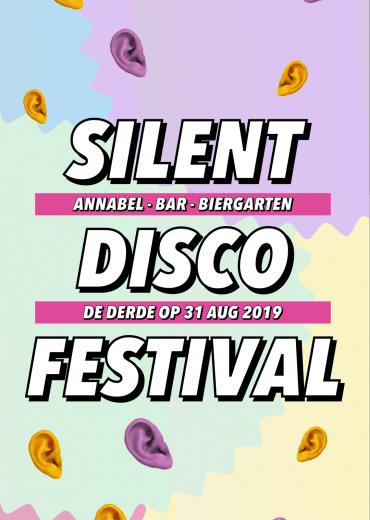 Silent Disco Festival Rotterdam Annabel Biergarten