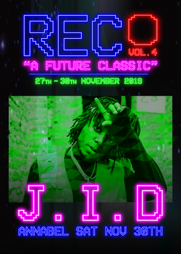 J.I.D Annabel Rotterdam Catch me if you can