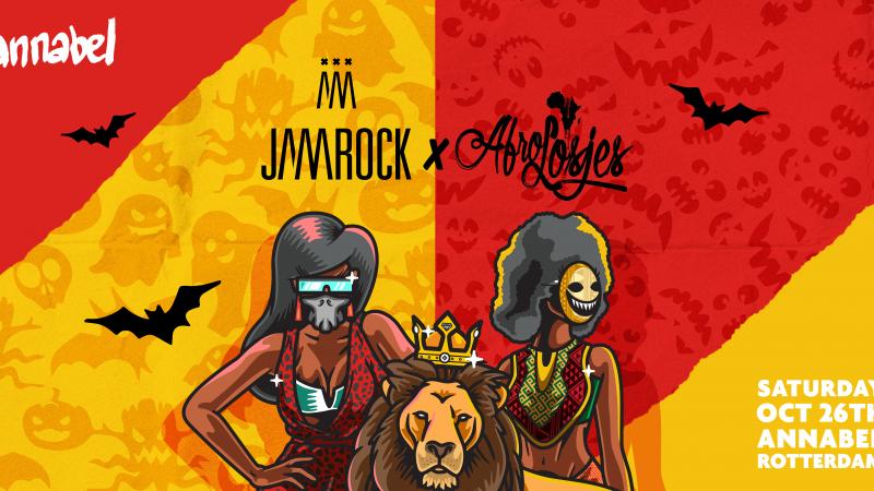 Afrolosjes Annabel Jamrock Rotterdam