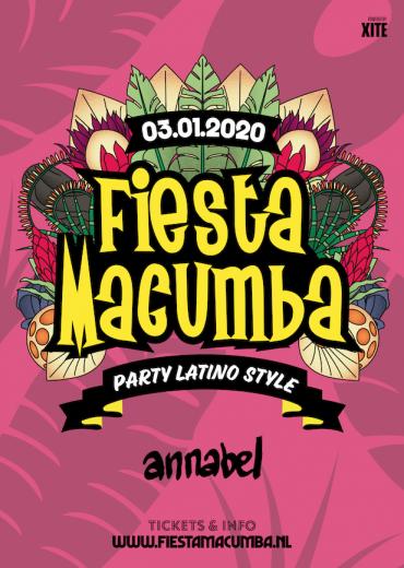 Fiesta Macumba Rotterdam Annabel